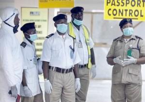 Ebola at airports