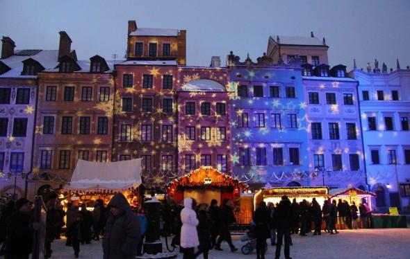 Christmas tours poland