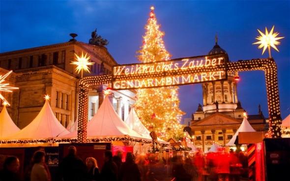 Christmas Market Europe berlin