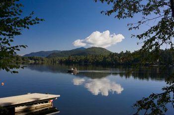 Resort in Adirondacks