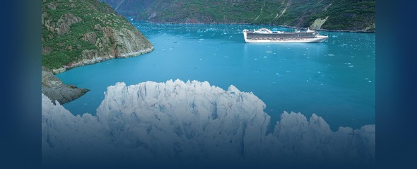 Princess Cruises Inside passage