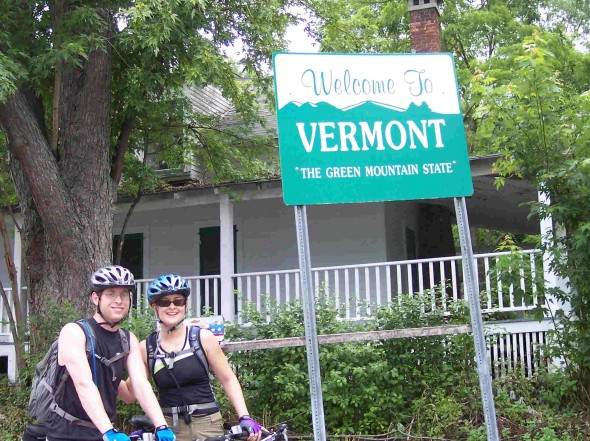 Vermont cycling