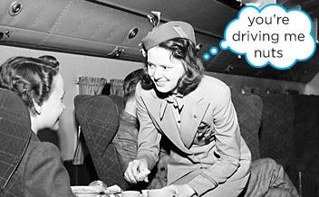 Flight complaints