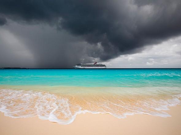 Hurricane and travel