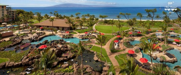 Hawaii hotel hona kai