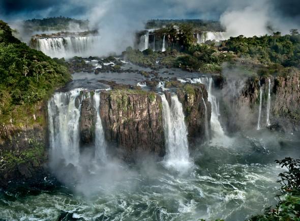 Visit Argentina iguassu falls
