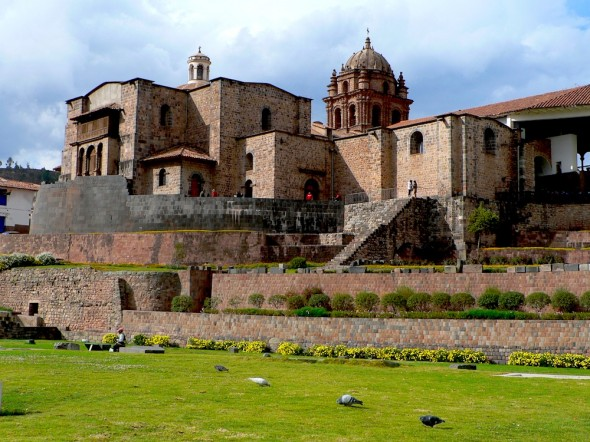 Machu Picchu castles