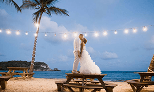 Wedding in Virgin Islands