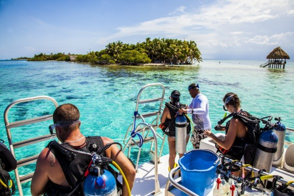 Sanctuary Belize Diving