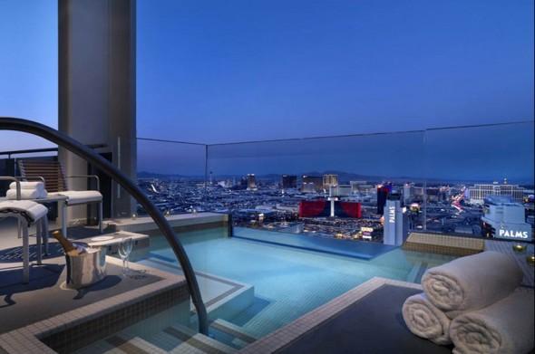 Las Vegas penthouses