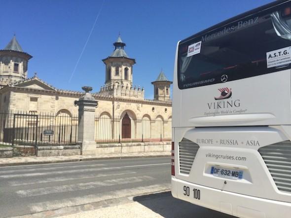 WIne Tasting Tour France Viking