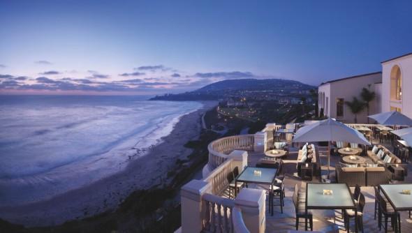 Southern california beach resort