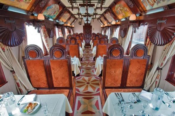 Private Train Silk Road