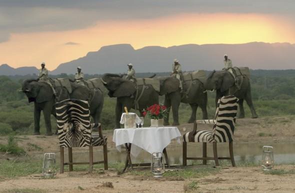 Bucket list travel africa