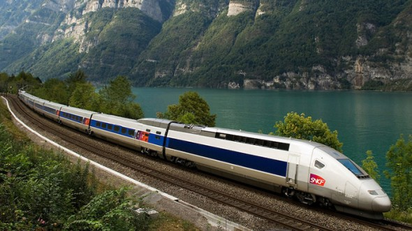Train specials in Europe