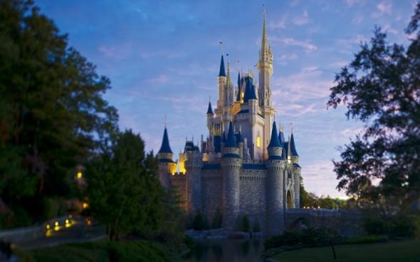 Disney in america