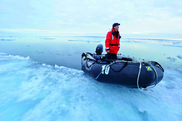 Travel Package on Crystal to Arctic