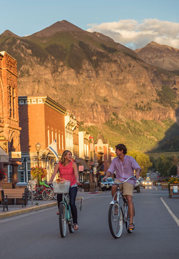 Town to Telluride