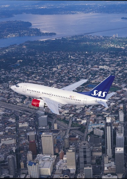 SAS Aircraft-in-air