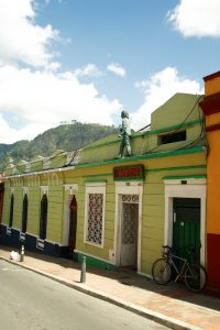 Bogota neighborhoods