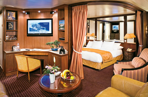 Suite Holland America Line