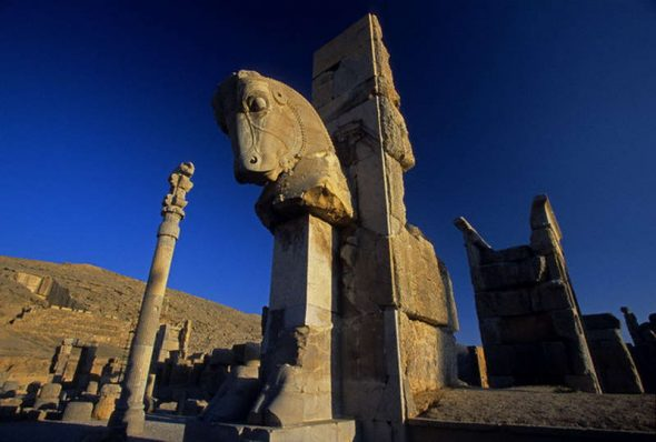 Ancient Persia tours MIR