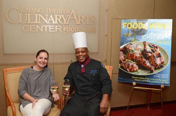 Culinary classes at sea