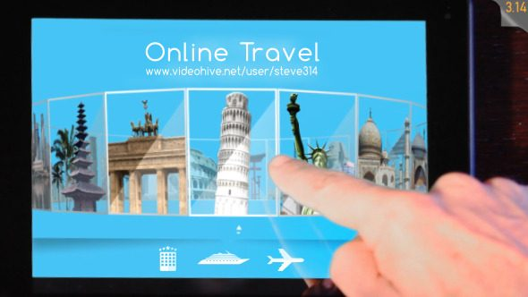 Trends in online travel