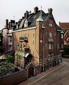 Cozy hotel in Stockholm