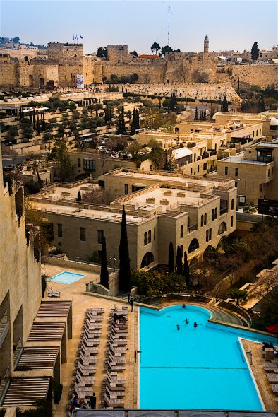 David Citadel Luxury Hotel in Jerusalem
