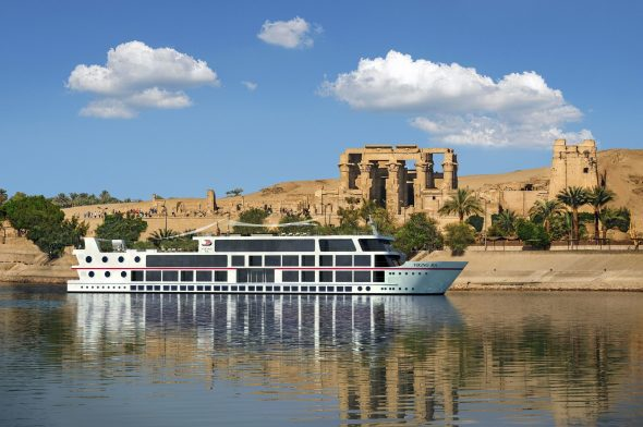 Viking Ra new nile cruise