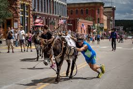 Leadville race